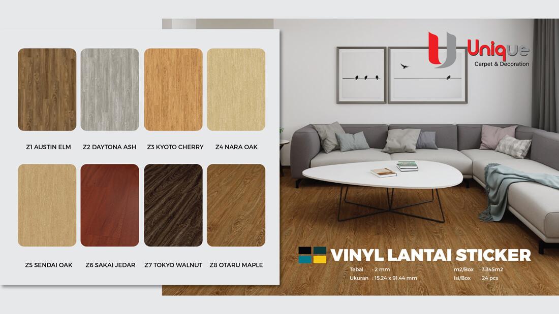 toko lantai vinyl termurah dan terlengkap di jakarta