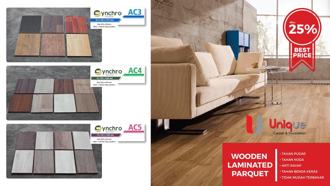 toko lantai parquet kayu terlengkap di jakarta