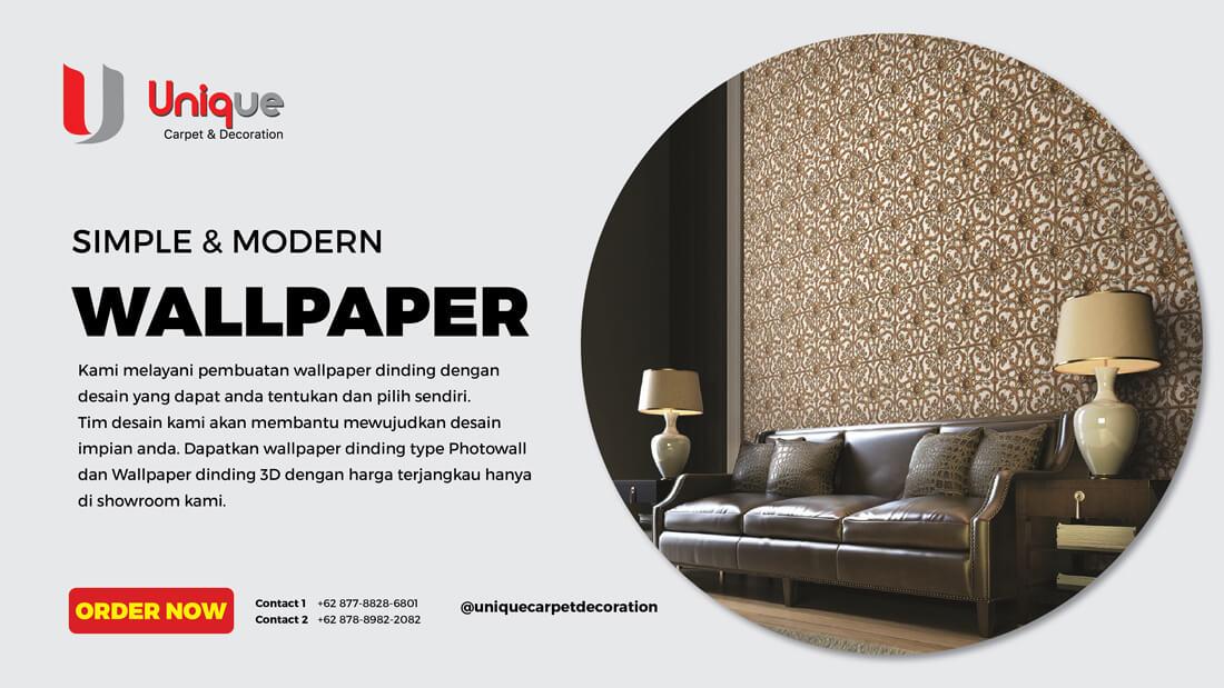 toko wallpaper dinding 3d murah di jakarta